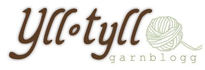 YlloTyll Garnblogg