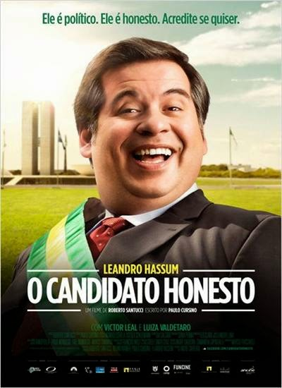 Baixar O Candidato Honesto AVI + RMVB DVDRip Nacional Torrent
