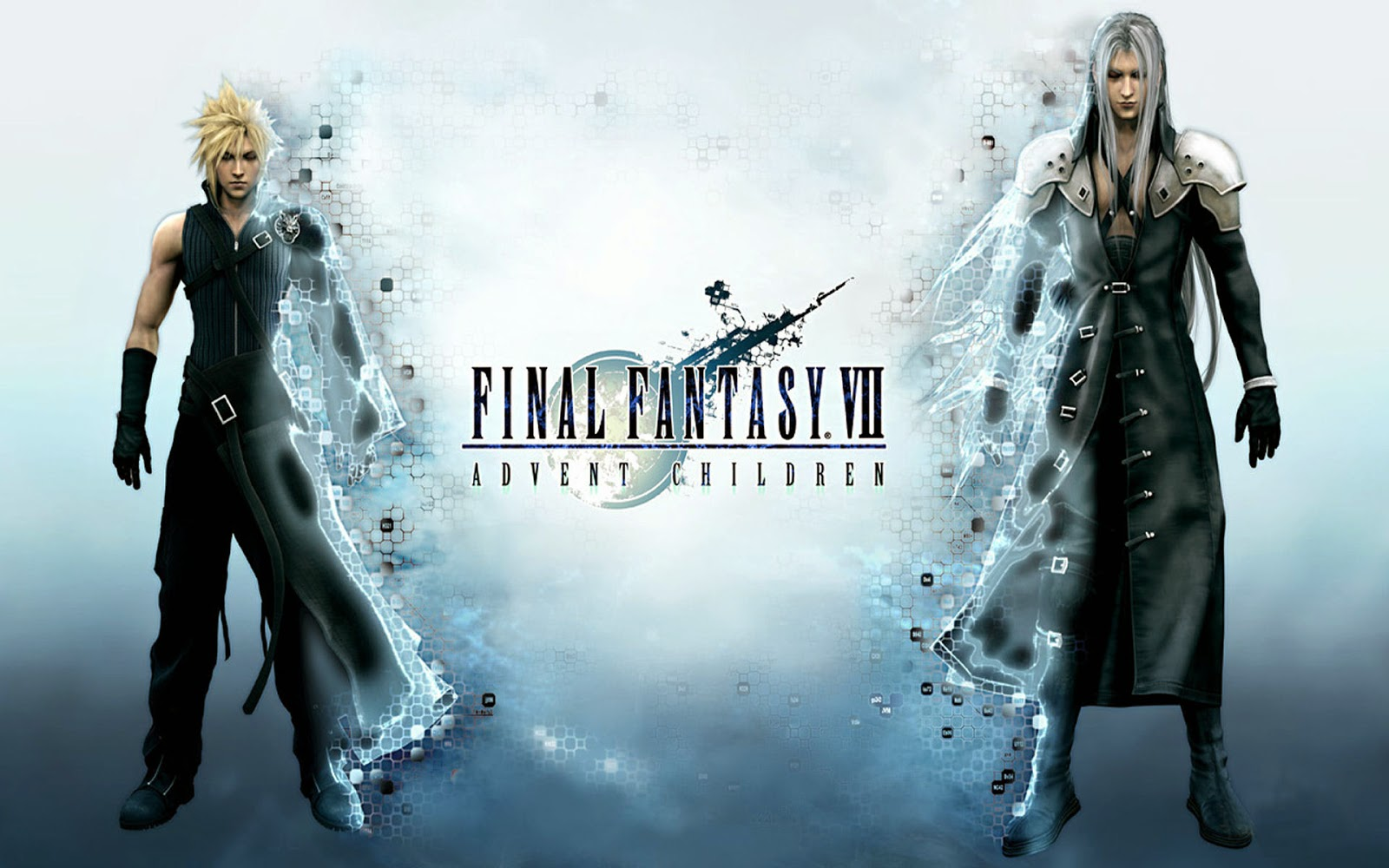 Papel de parede Final Fantasy VII Advent Children para pc