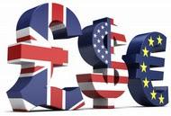 Divisas: Euro, Dolar, Libra