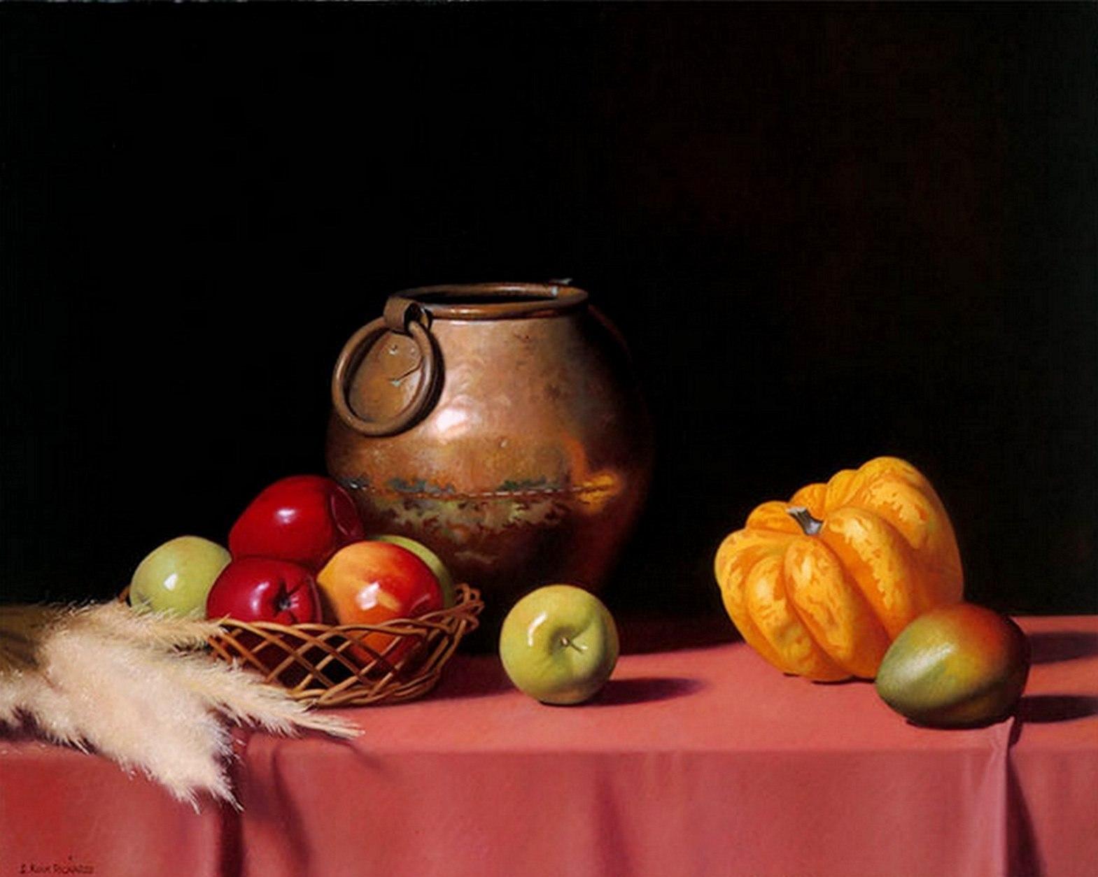 Cuadros modernos pinturas y dibujos cuadros modernos - Pinturas bodegones modernos ...