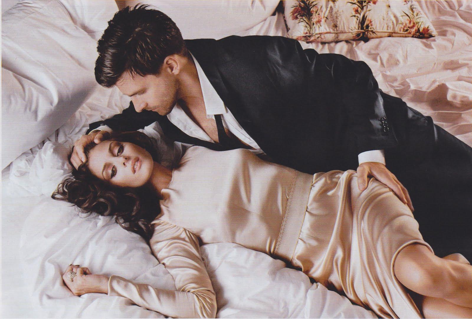 Фото девушки и мужчины в постели 2 фотография