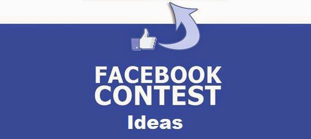 Facebook Contest Ideas  image photo