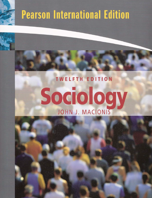 sociology 12th edition chapter 3 Biology forums - study force is the leading provider of online homework help for college and high school students get homework help and answers to your toughest questions in biology, chemistry, physics, math, calculus, engineering, accounting, english, writing help, business, humanities, and more.