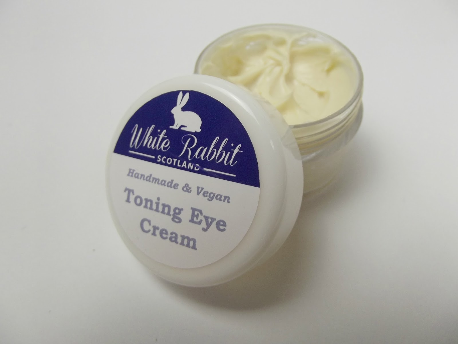White Rabbit Skincare Toning Eye Cream
