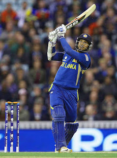 Sangakkara ton helps Sri Lanka crush England by 7 wickets at The Oval