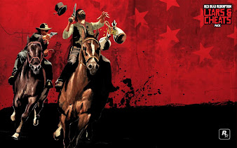 #8 Red Dead Redemption Wallpaper
