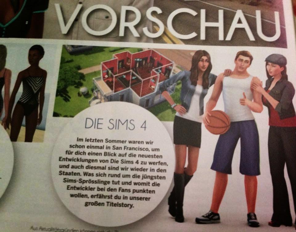 Revista de los sims 3