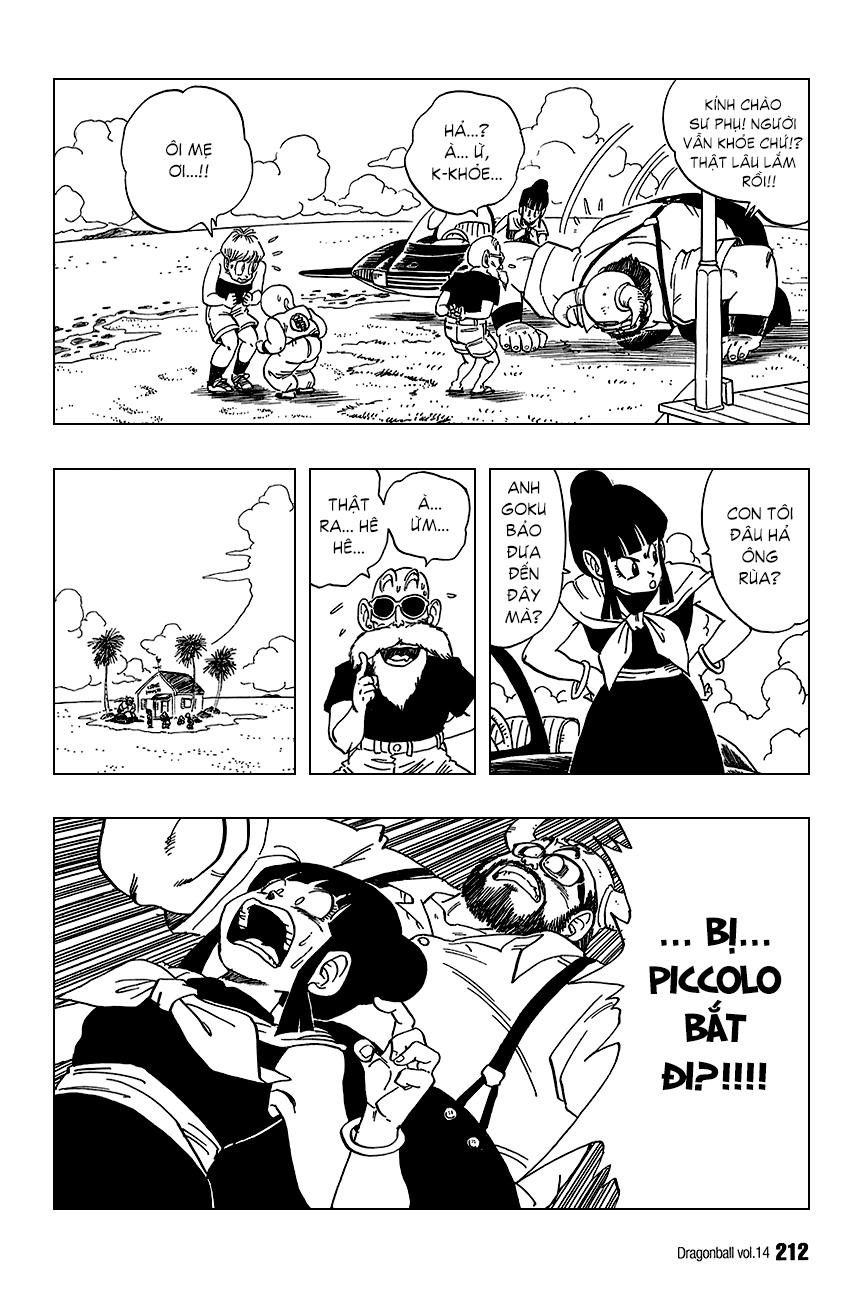 Dragon Ball - Bảy Viên Ngọc Rồng trang 9