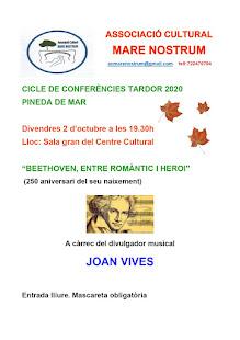CONFERÈNCIA JOAN VIVES