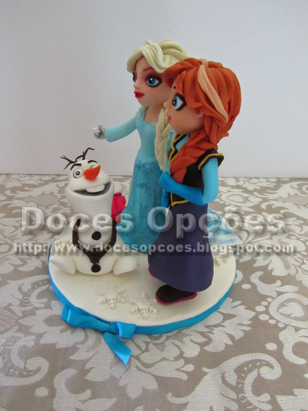 Figuras Disney's Frozen bragança