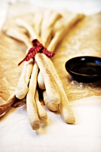 Stretced Breadsticks
