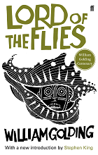 The Lord of the Flies by William Golding book cover