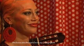 los ojos de belen esteban flamenca