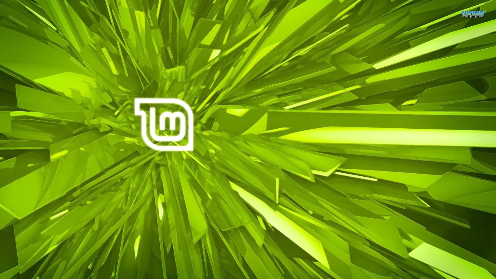 Your Wallpaper Linux Mint