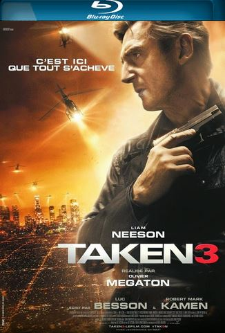 Taken 3 (2014) BluRay Download