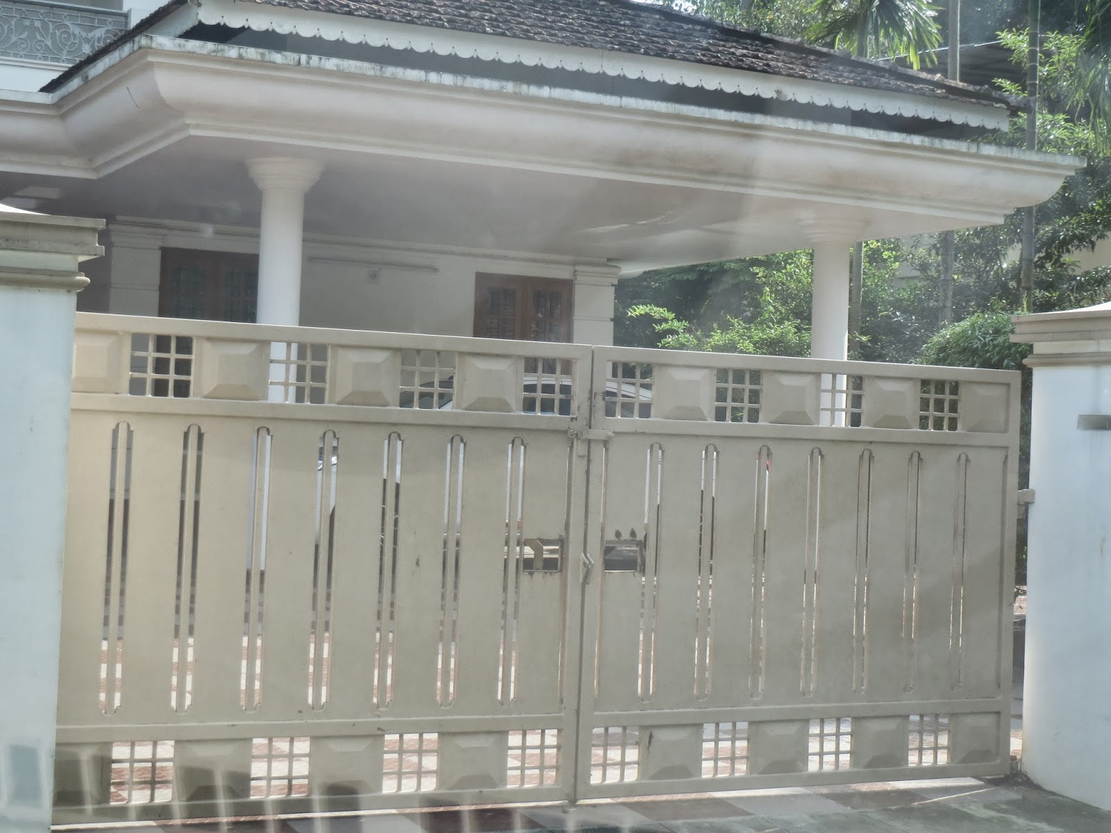 Kerala Gate Designs Different Types Of Gates In Kerala