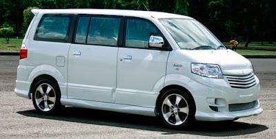 Suzuki APV Luxury