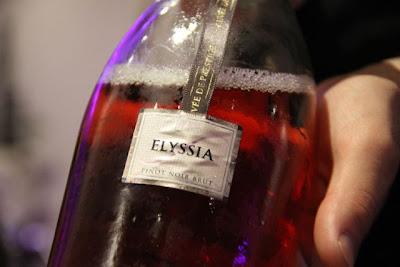 Elyssia, un brut Pinot Noir. Blog Esteban Capdevila