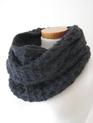 Knitted Cowl, Pattern