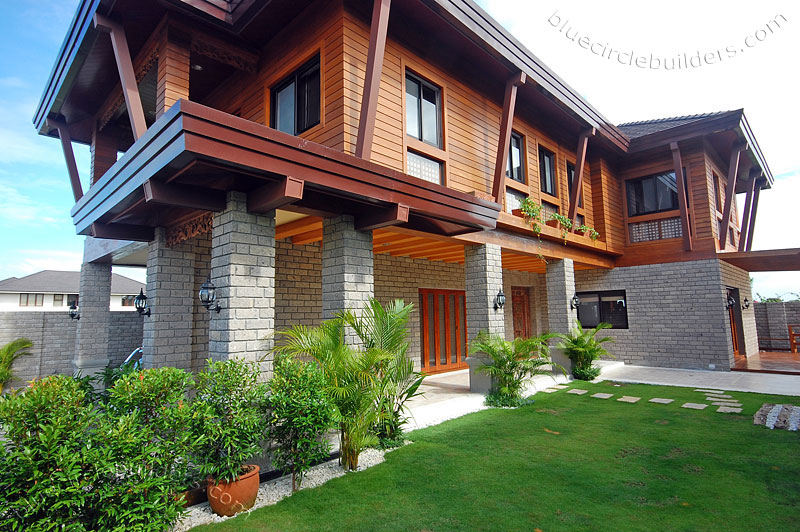Model home in the philippines modern house plans designs for Architecture house design philippines