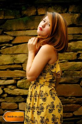 Hot Nepali Model Anissa Gurung Sexy Cute