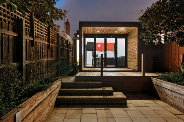 Small Weatherboard Cottage In Melbourne For A Young Family