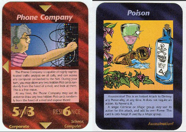 CONSPIRACY: See game cards from 1995 that predicted 9/11, Fukushima ...
