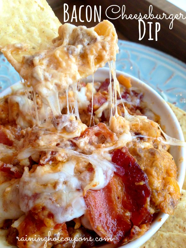 10 Football Party Dip Recipes | Everyday Parties