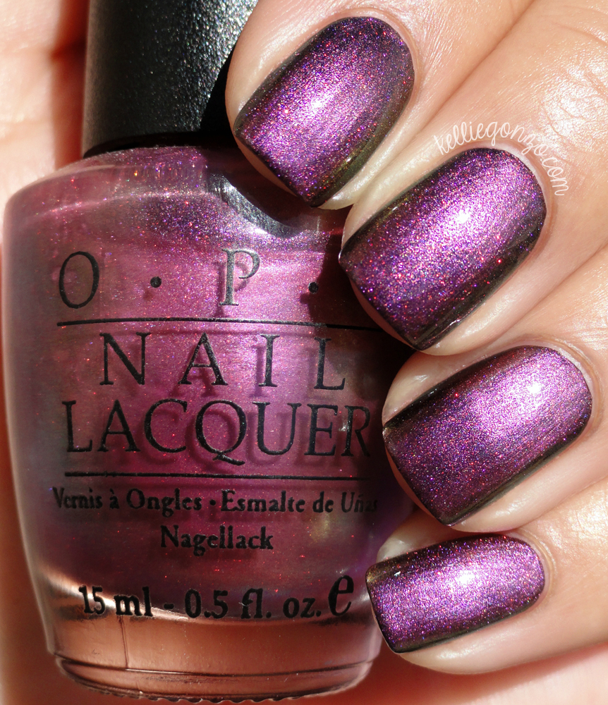 OPI Movin' Out label