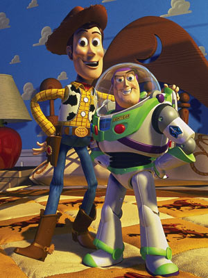 cool wallpapers woody and buzz
