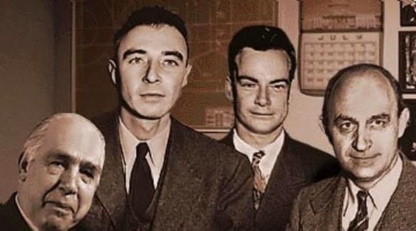 proyecto Manhattan Feynman