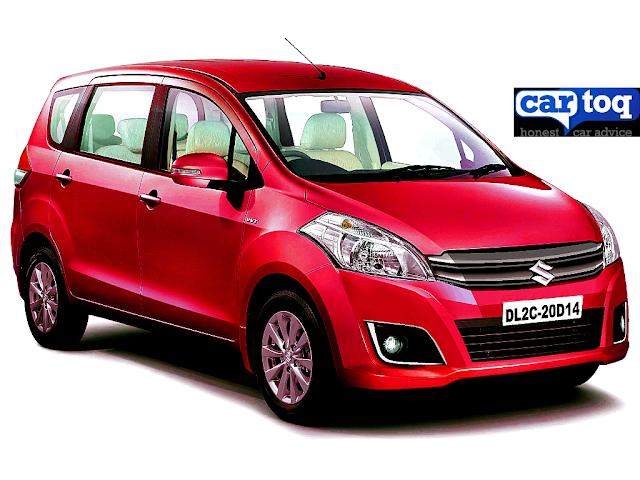 Suzuki Mengeluarkan Mobil Ertiga Facelift Terbaru