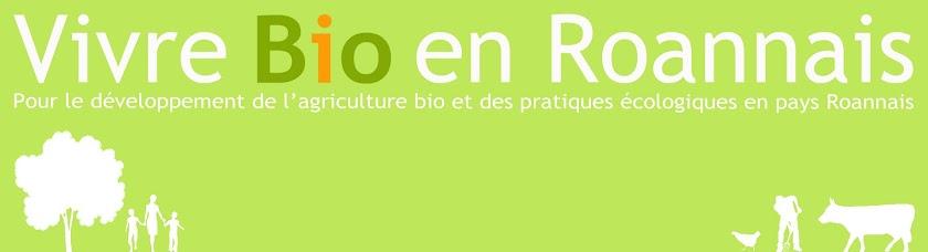 Vivre Bio en Roannais