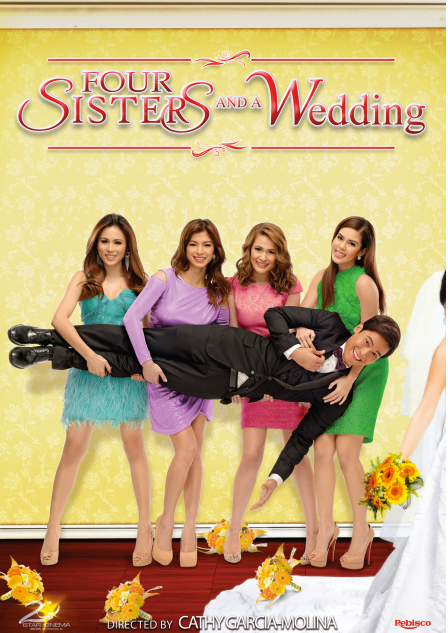 'Four Sisters and A Wedding' Under Star Cinema | Pinoy Movies