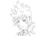 #4 Ventus Coloring Page