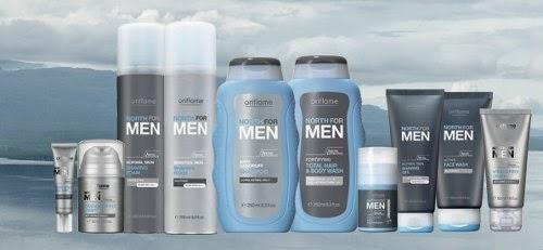 Kosmetyki dla mężczyzn Ofriflame