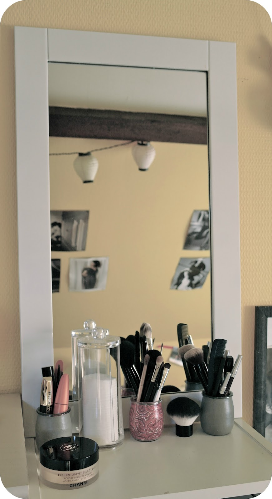 Br Ves De Maquillage Mes Astuces De Rangements Make Up