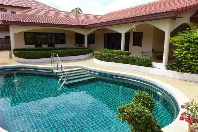 House for sale in Pattaya with complete accessibility for wheelchair users. Houses for Sale In Pattaya Thailand by a QUALIFIED broker