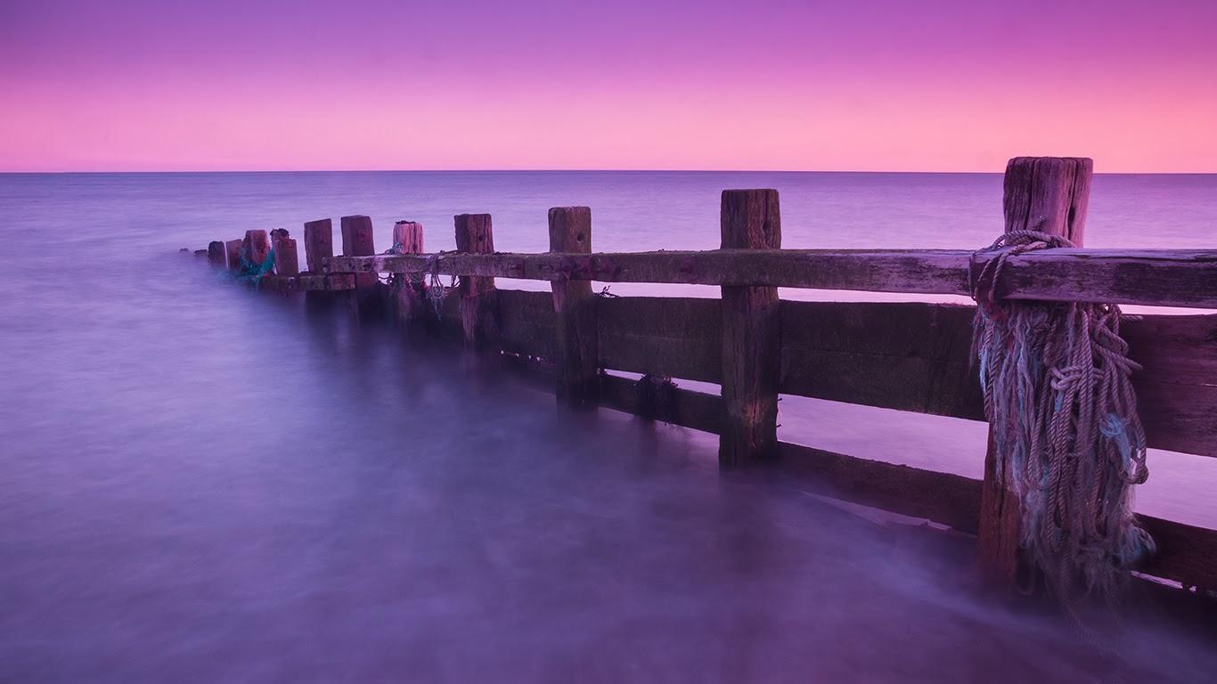 purpura, woda uspokaja