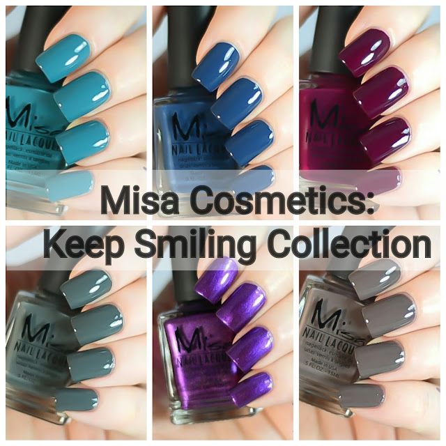 Misa Cosmetics Keep Smiling