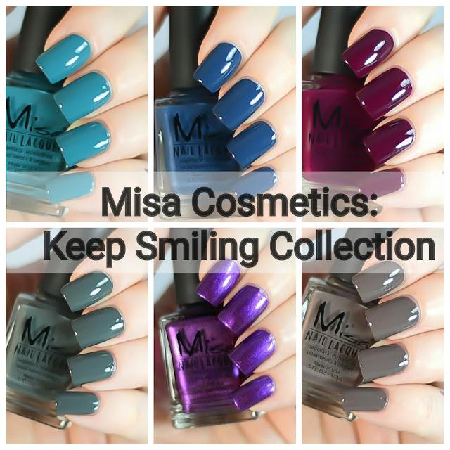 Misa Cosmetics Keep Smiling