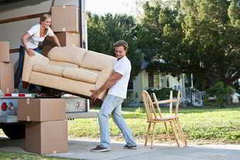 Mudar los muebles de casa
