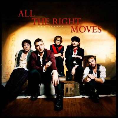 OneRepublic - All The Right Moves Lyrics