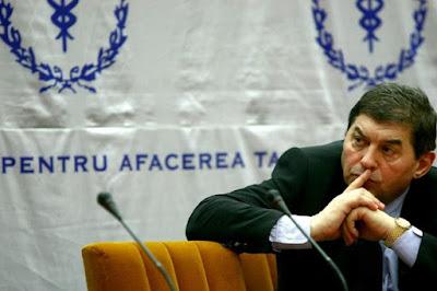 korrupció, Mihail Vlasov, DNA, kereskedelmi kamara, iparkamara, cégbíróság, Románia