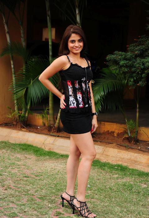 Sheena Shahabdi Hot Legs In Mini Skirt ~ Hot Actress Picx