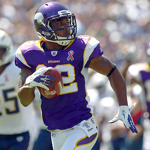 It was a busy day of news on the percy harvin front and it got busier