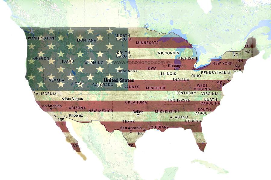 Consigli utili di viaggio prima e per partire per gli Stati Uniti USA trip advices before to go