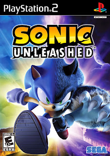 Sonic Unleashed Ps2 Iso Ntsc Mega Juegos Para PlayStation 2