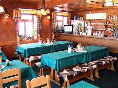 Restaurace na Vatře